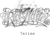 Jimmy´s Riot Starter Tattoo